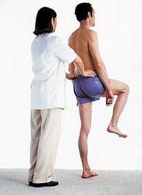 Beverly Hills Chiropractor--Pelvis Check